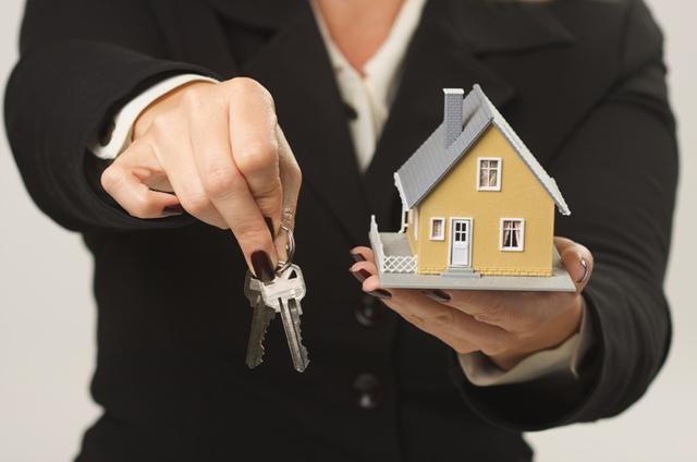 avaimet ja talo
