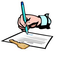 sopimus kirjoittaminen